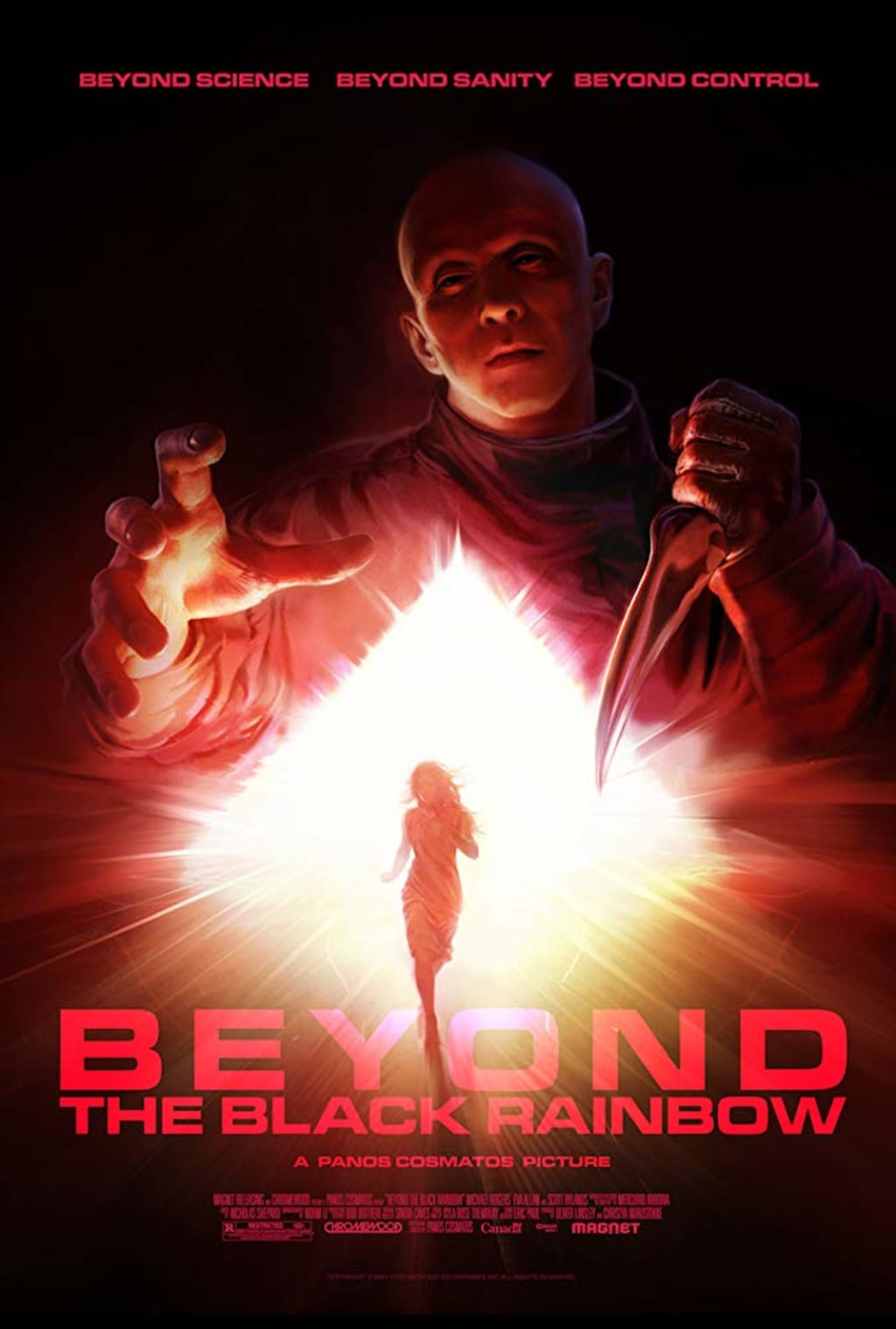 Reed Alexander's Horror Review of 'Beyond The Black Rainbow' (2010)