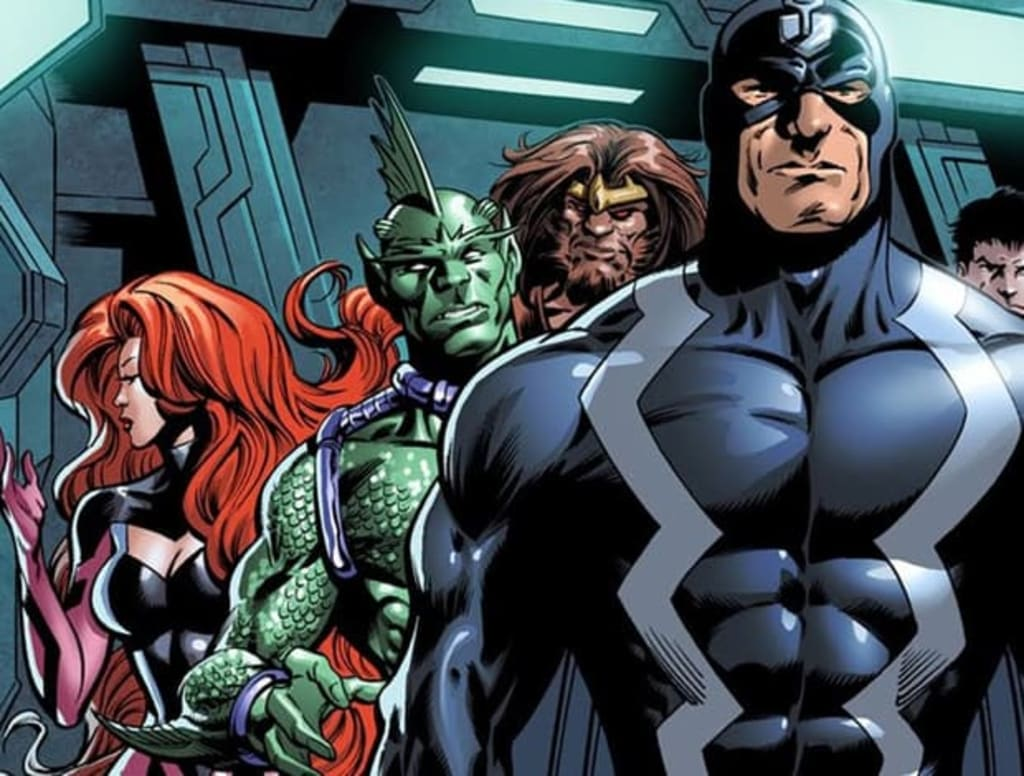 Filming for Marvel's 'Inhumans' TV Show to Move to Diamond Head, Hawaii - and Marvel may be Planning Season 2!