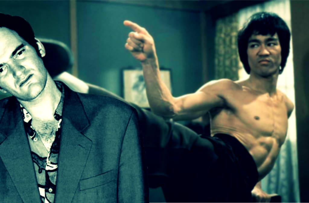 Bruce Lee Could Have Mopped the Floor with Somebody Like Tarantino, but Not Muhammad Ali