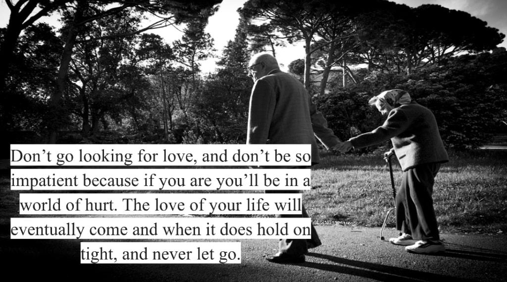 The Destructive Love