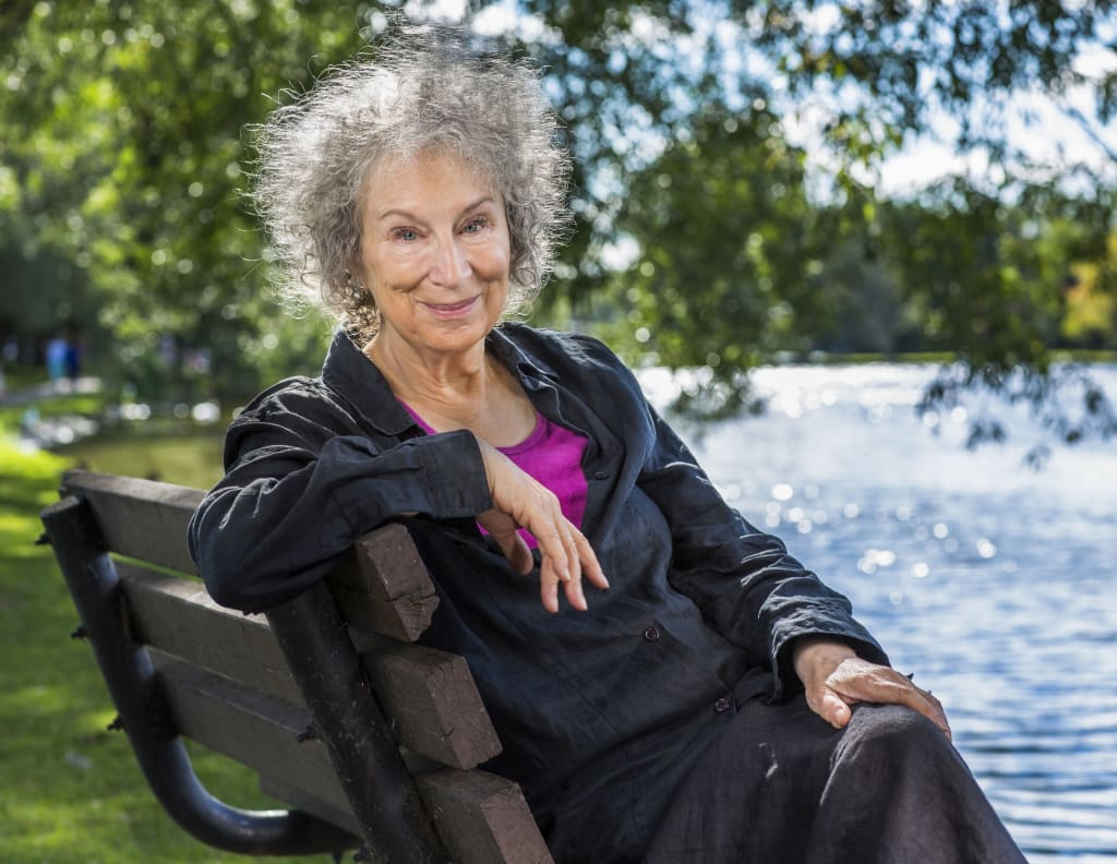 In the Author's Universe: Interview with Author Margaret Atwood