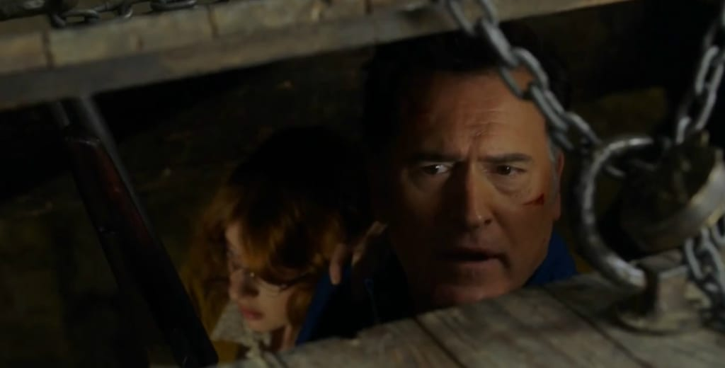 'Ash vs Evil Dead': Why the Second Season Finale Was Totally Un-Groovy