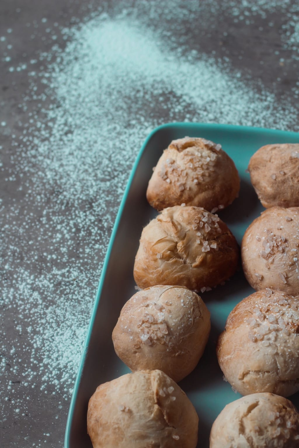 How to bake away the pain of being a bad person: Bread