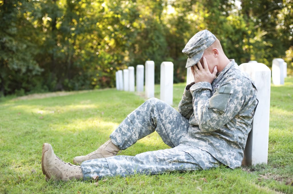Simple Ways Veterans with PTSD Can Get Help