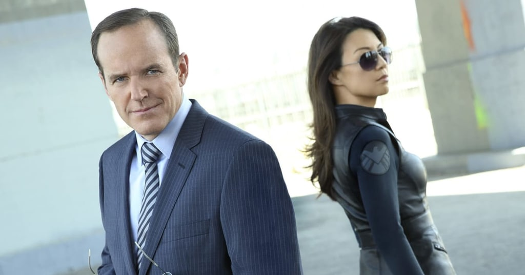 Agents Of S.H.I.E.L.D.''s Agents Coulson & May: The History of TV's Most  Dramatic Will-They-Won't-They Couple