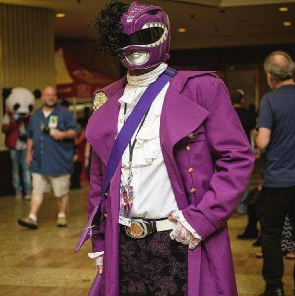 Cosplayer Spotlight: The Purple Rainger