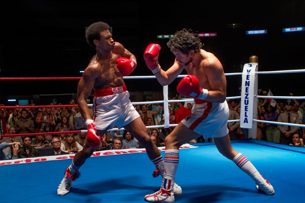 My Review of 'Hands of Stone'