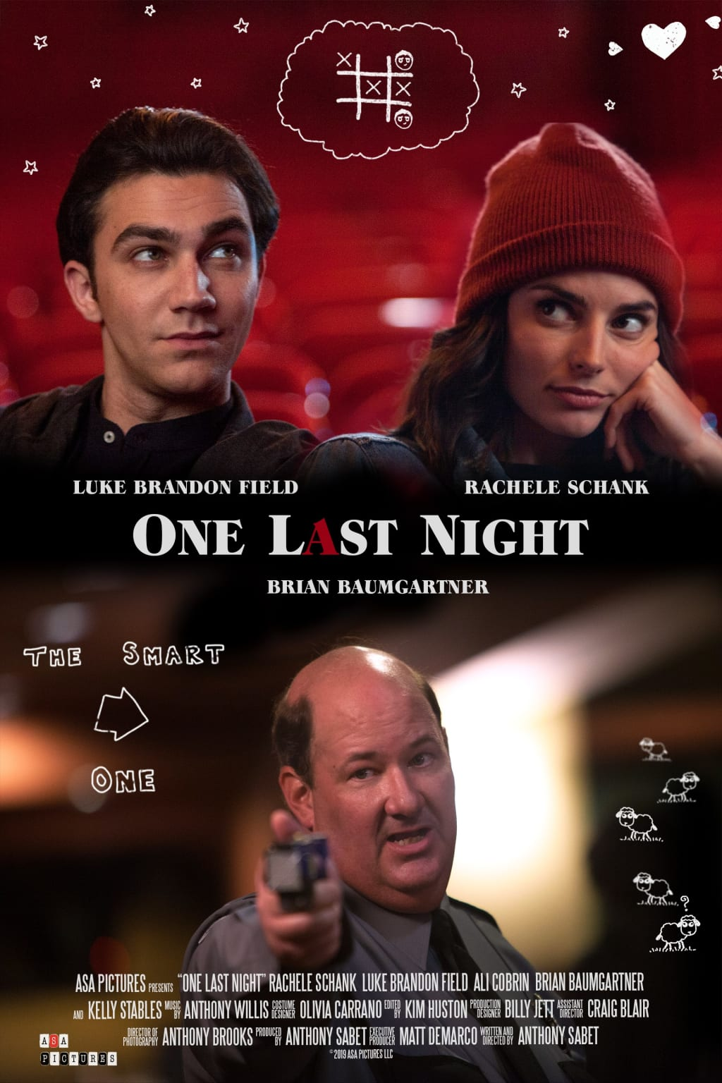 Movie Review: 'One Last Night' Is a Clever Little Romance