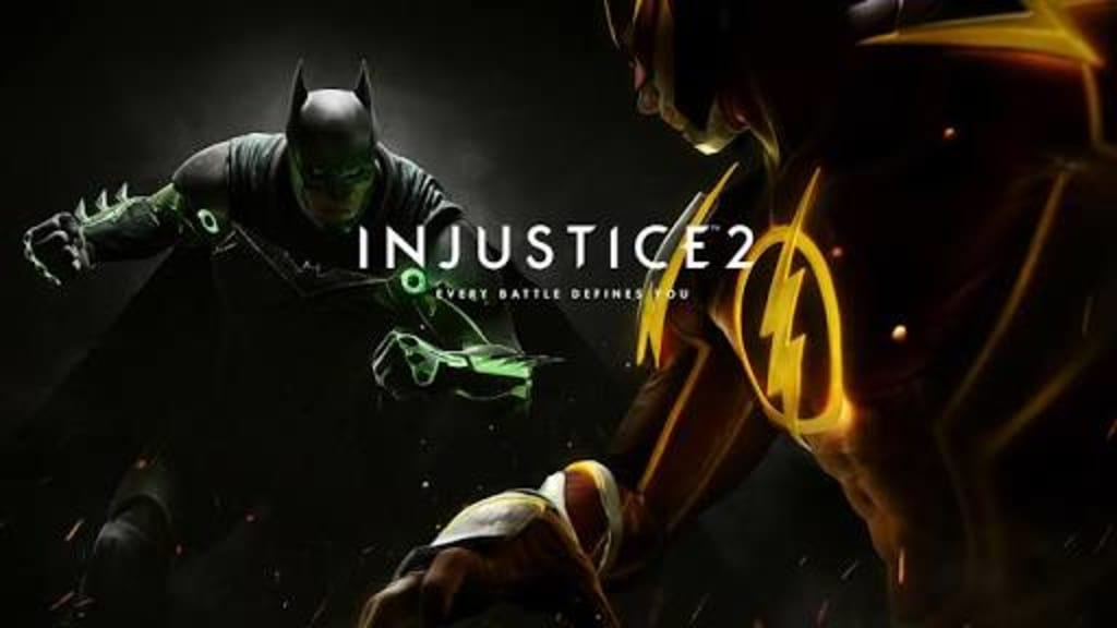 Injustice 2 is a Game for Comic Fans
