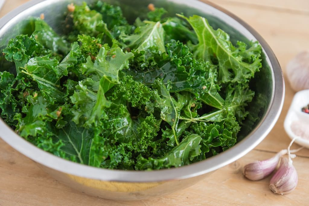 A Kale Recipe for People Who Hate Kale
