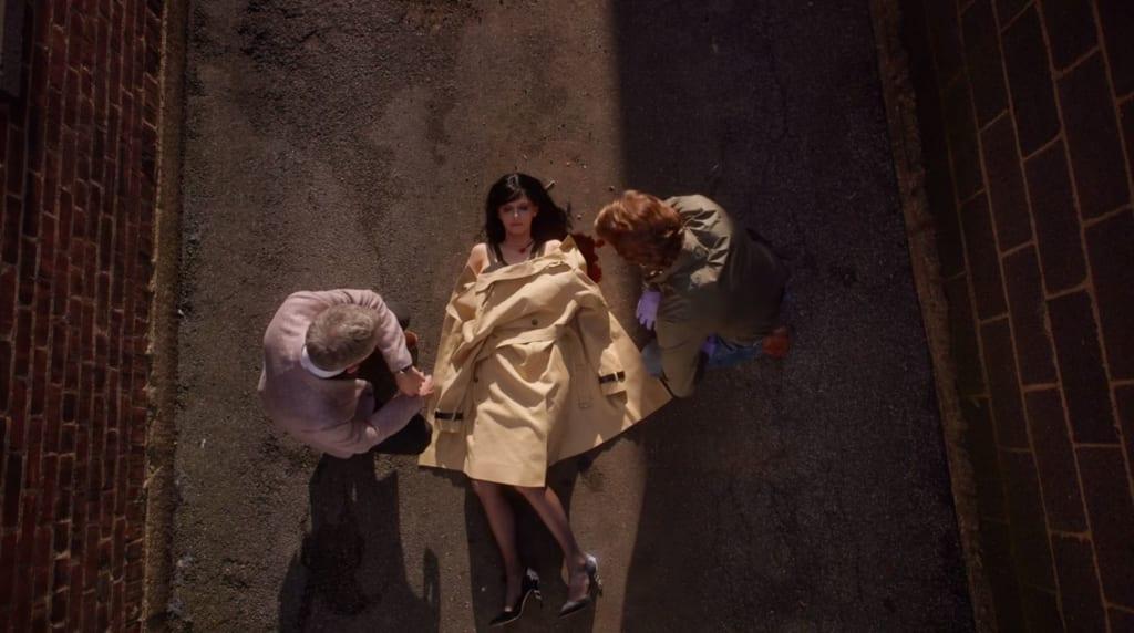 "'Instinct': S02.E07. ""After Hours"""