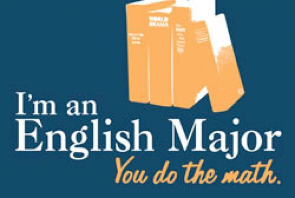 Top 10 Things English Majors Understand