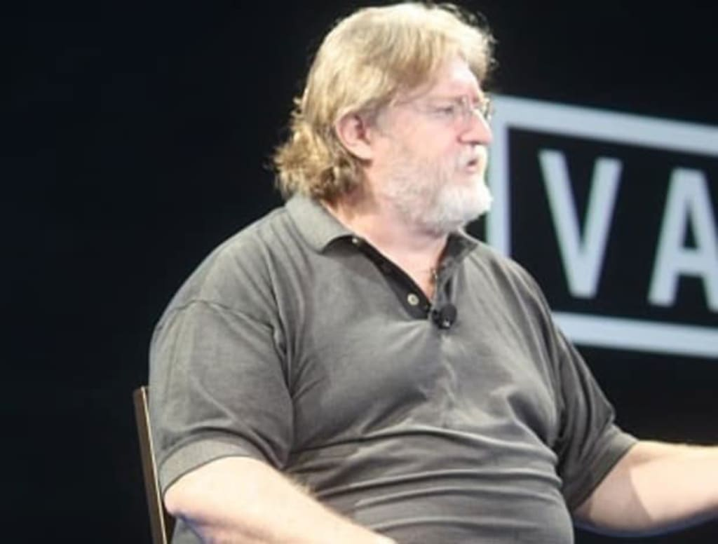 Gabe Newell Hints At Big Things Coming For Valve In Reddit AMA