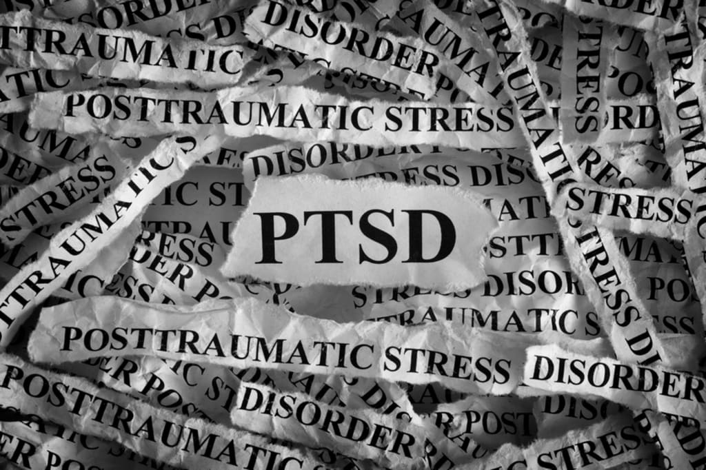 What It's Like to Have PTSD