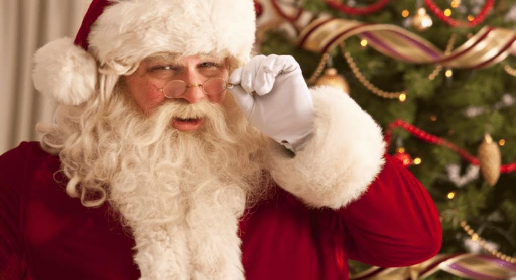 Proof that Santa Exists
