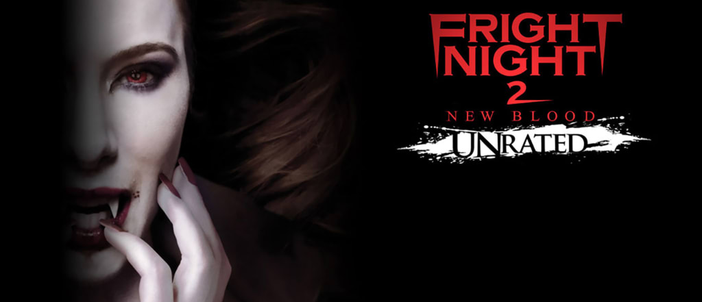 Oh, the Horror! 'Fright Night 2: New Blood'