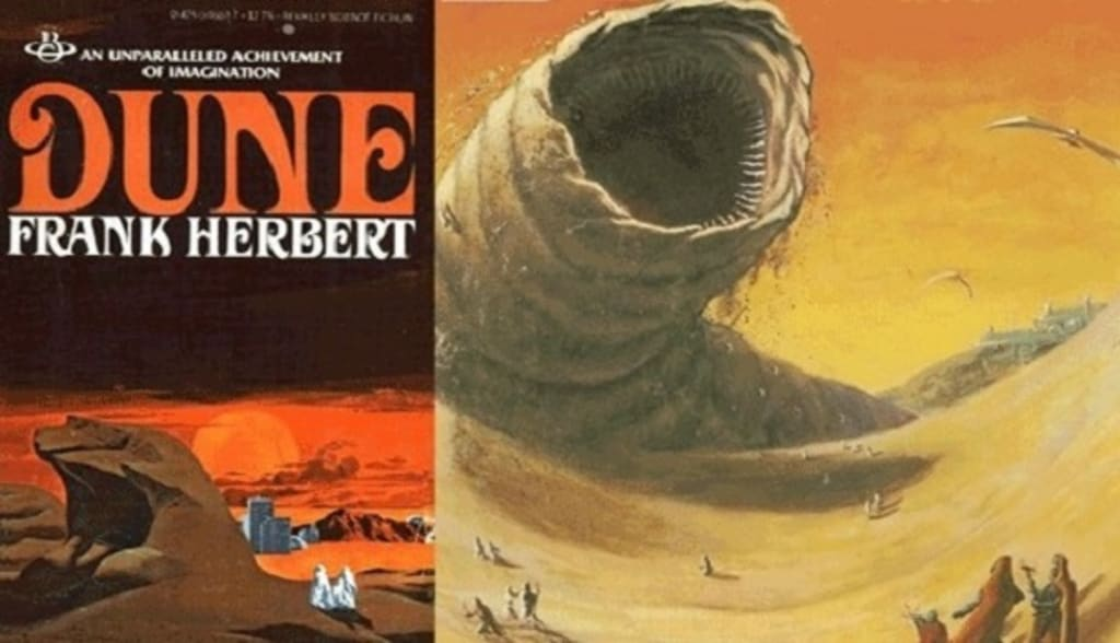 'Dune' 2021 Preview