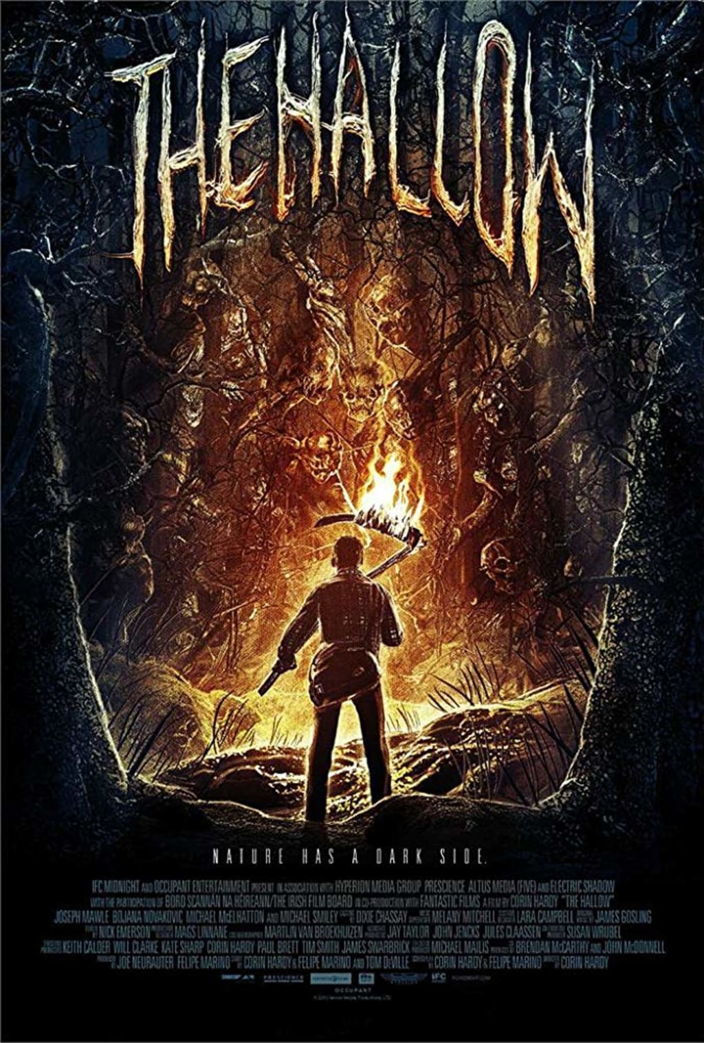 Reed Alexander's Horror Review of 'The Hallow (2015)'