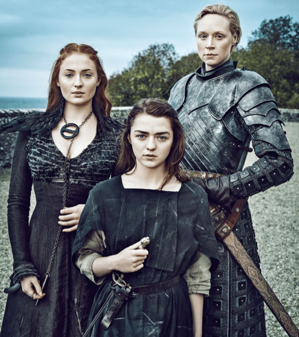 What the Women of Westeros Mean to Me
