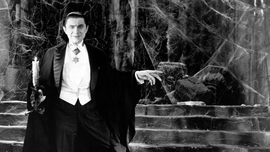A Beginner's Guide to Vampire Fiction