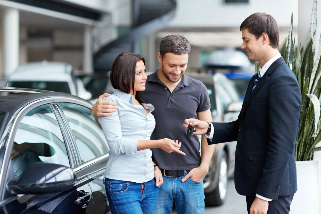 Tips for Buying a Car from the Dealer