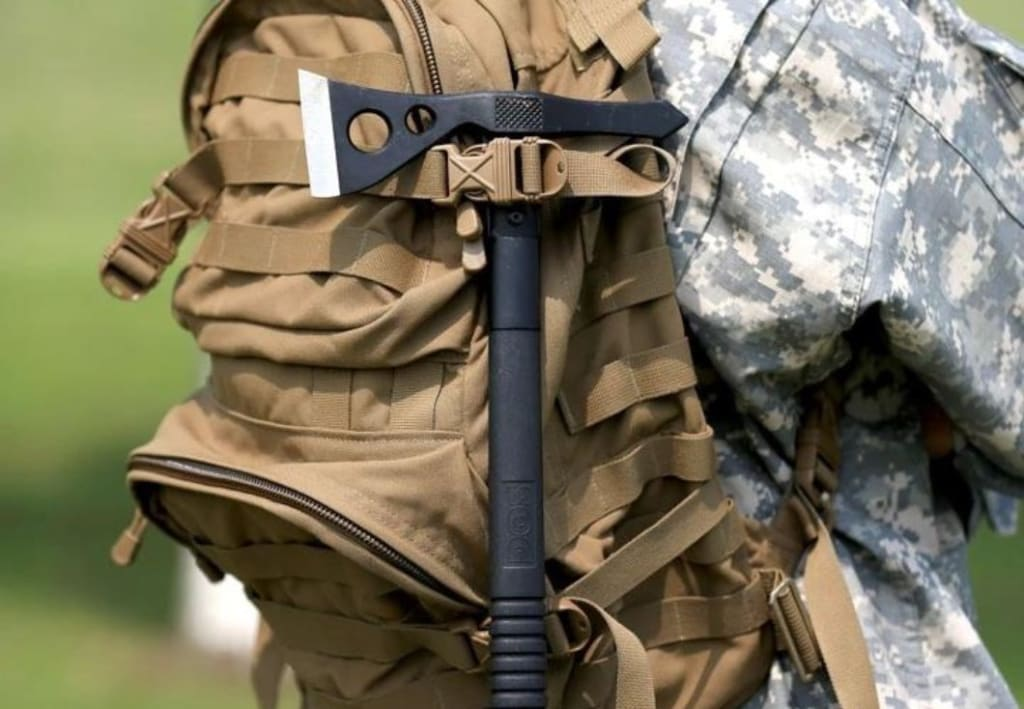 Most Popular Tactical and Personal Defense Equipment on Amazon