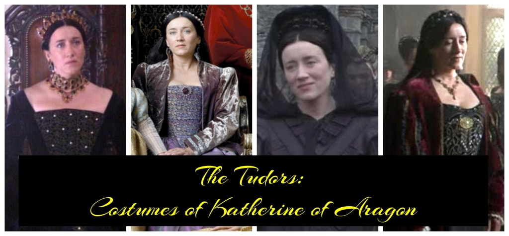 'The Tudors' Costumes Part 1
