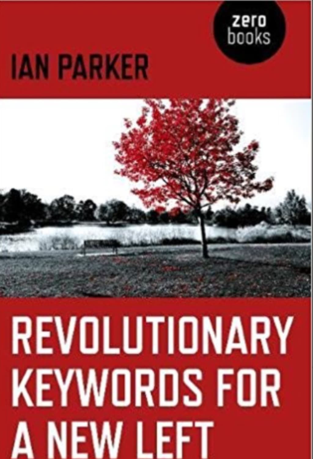 'Revolutionary Keywords for a New Left' by Ian Parker