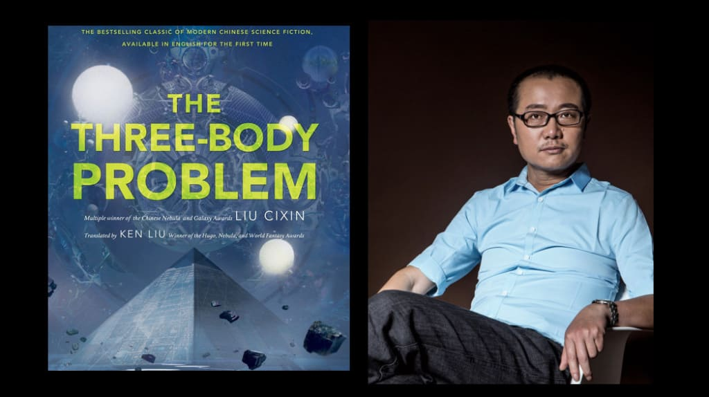 In the Author's Universe: Interview with Sci-Fi Author Cixin Liu