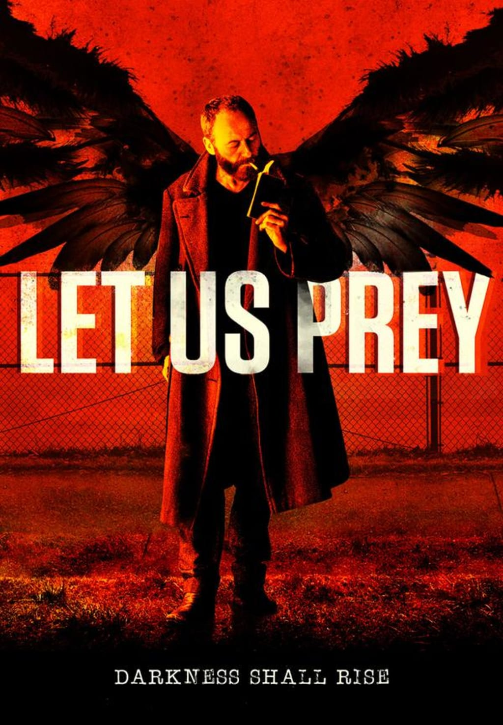 Reed Alexander's Horror Review of 'Let Us Prey' (2014)