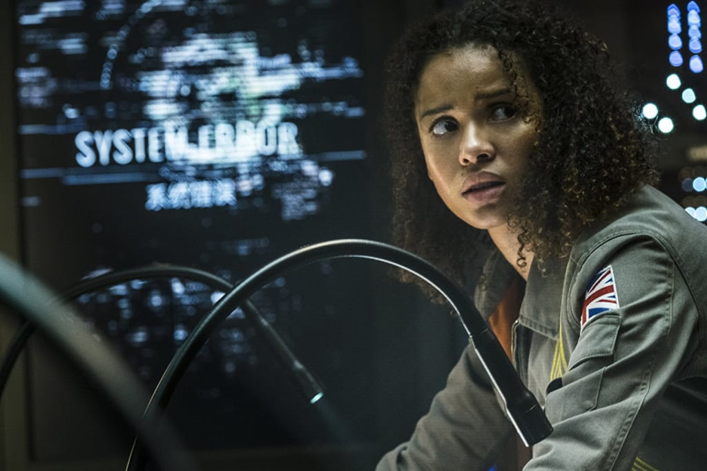 Review of 'The Cloverfield Paradox'