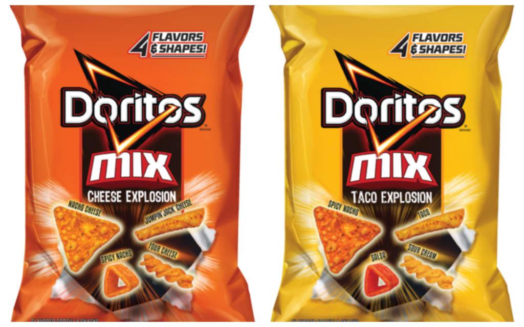 Crazy Discontinued Doritos Flavors