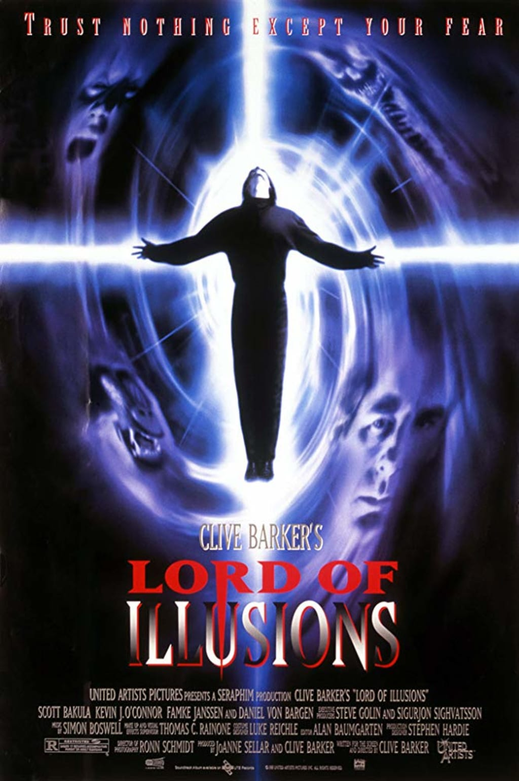 Reed Alexander's Horror Review of 'Lord of Illusions' (1995)