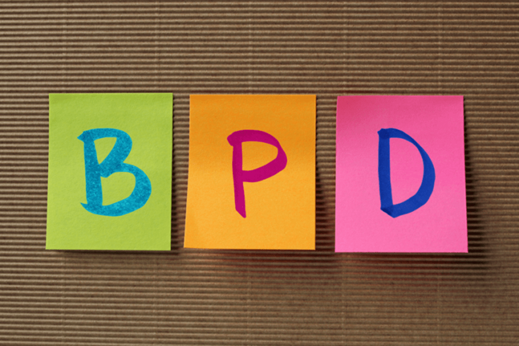 Week Log of Living with BPD (Borderline Personality Disorder)