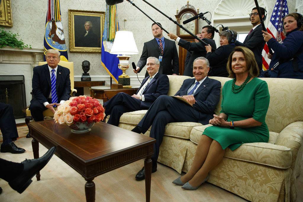 Did Donald Trump Just Cross the Floor?