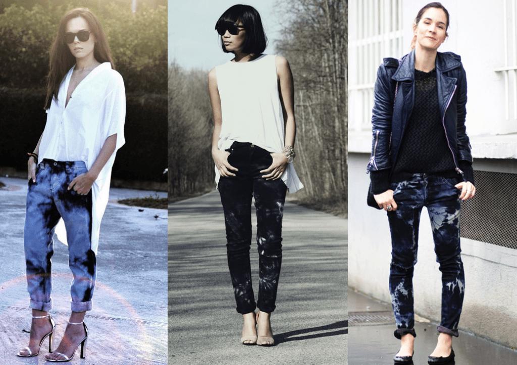 How to Wear Tie Dye Jeans like a Pro