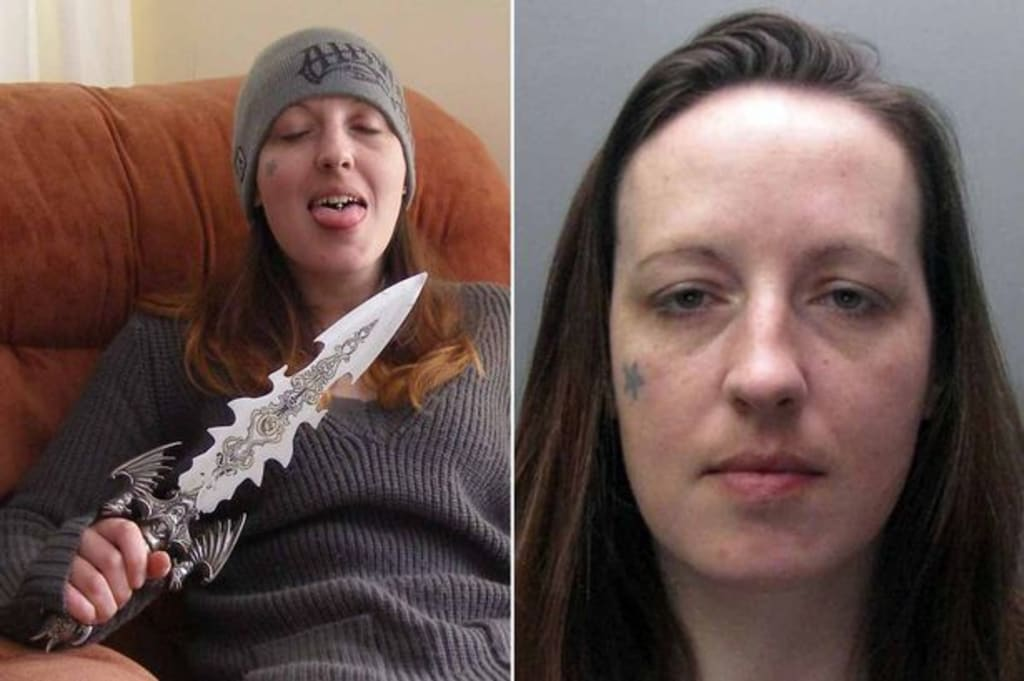 The Case of Psychopathic Serial Killer Joanna Dennehy