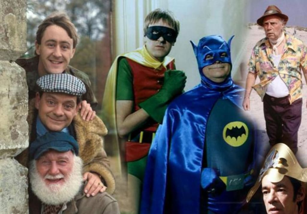 35 Triffic Years Of Only Fools and Horses!