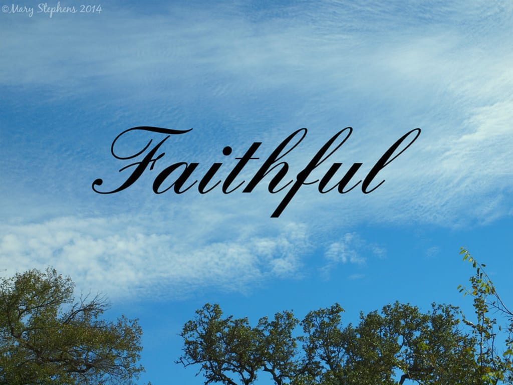 Unfaithful Journal