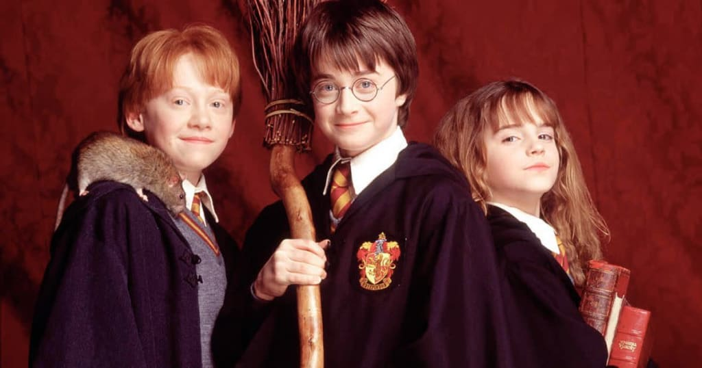 10 Things to Note If You're Reading 'Harry Potter and the Sorcerer's Stone'  Today