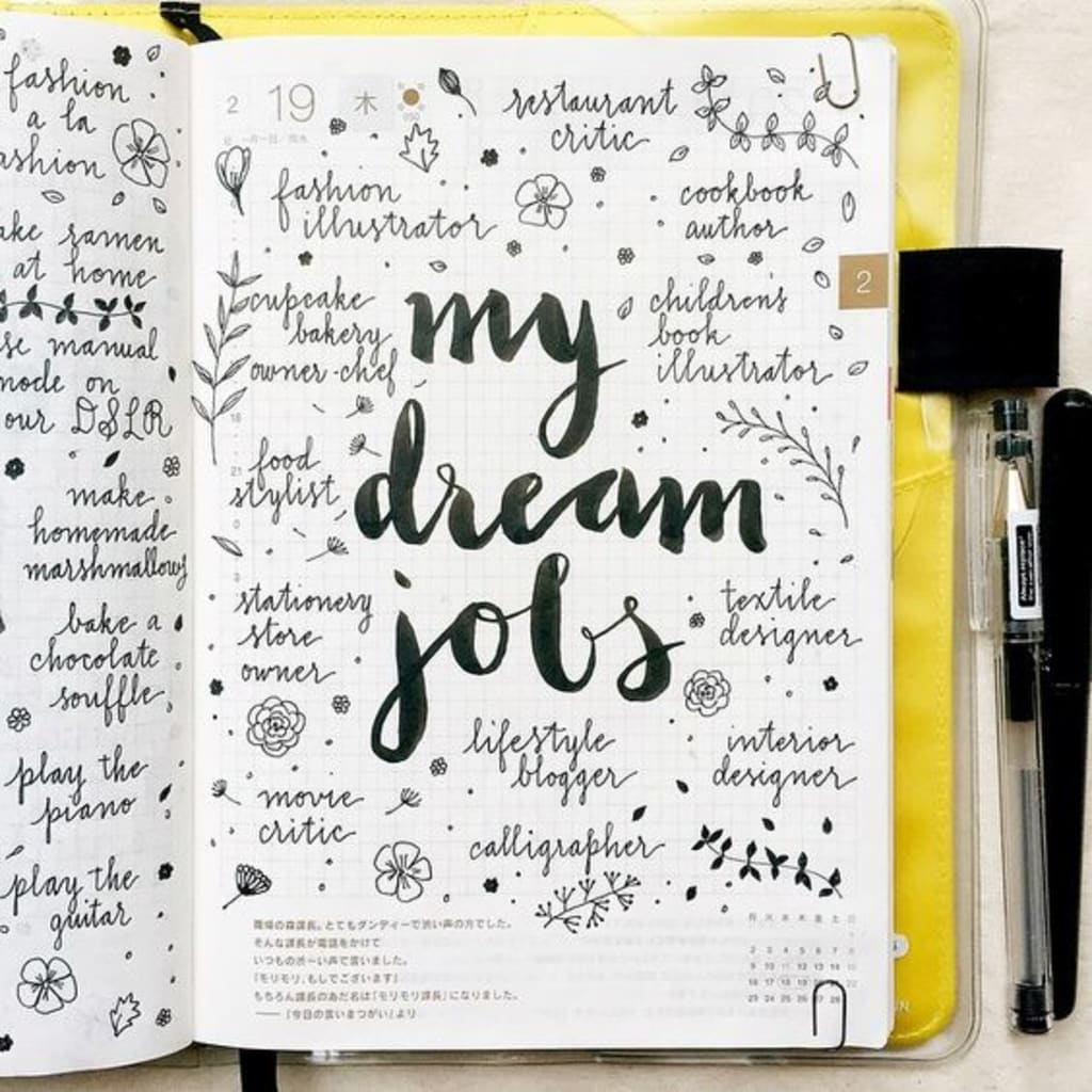 How to Manifest that Dream Job