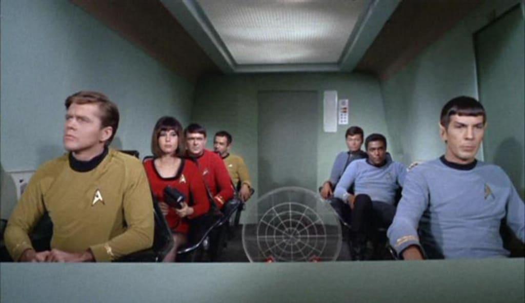 5/1/1967: The Galileo Seven