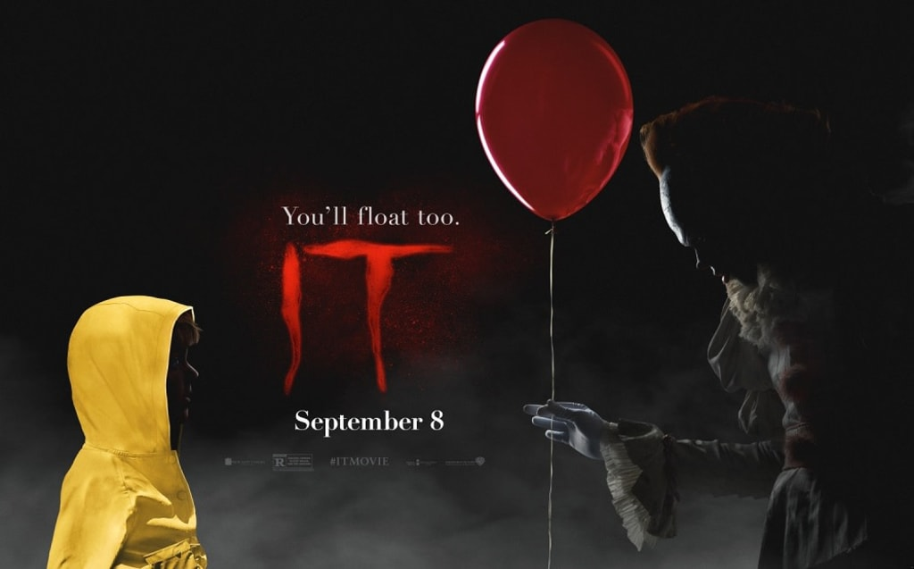 """Horror or Coming of Age: Which Is """"It""""?"""