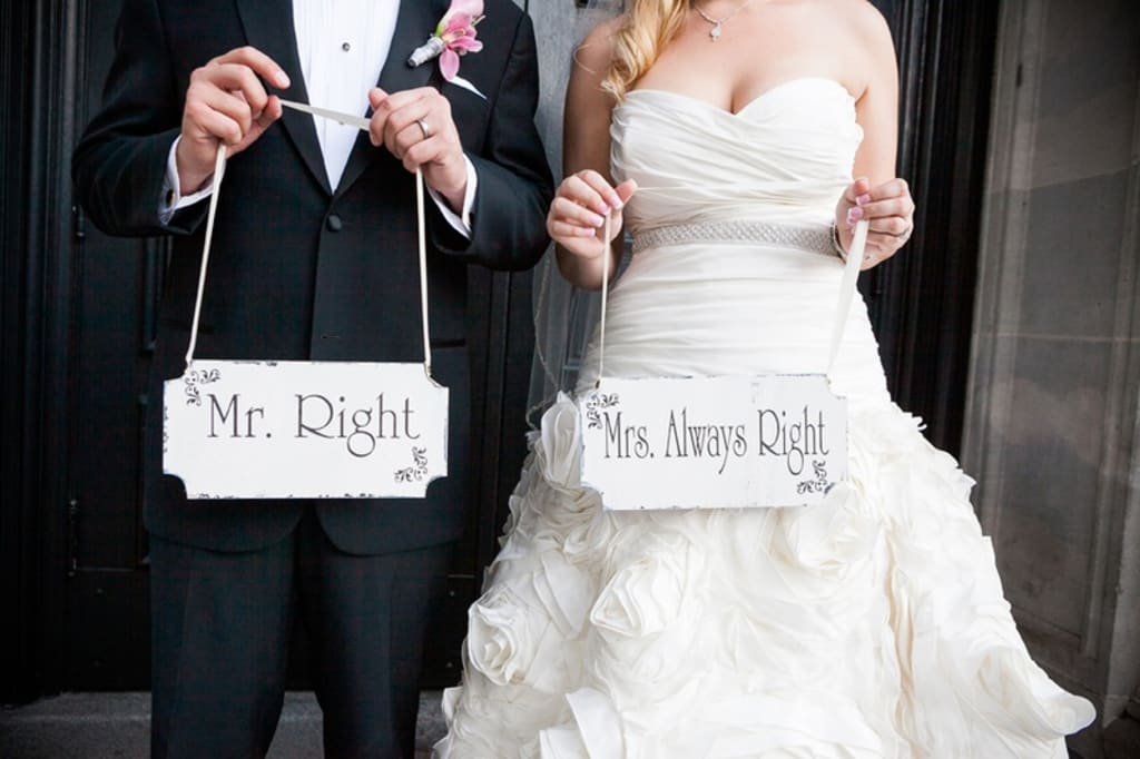Do's and Don't for Weddings