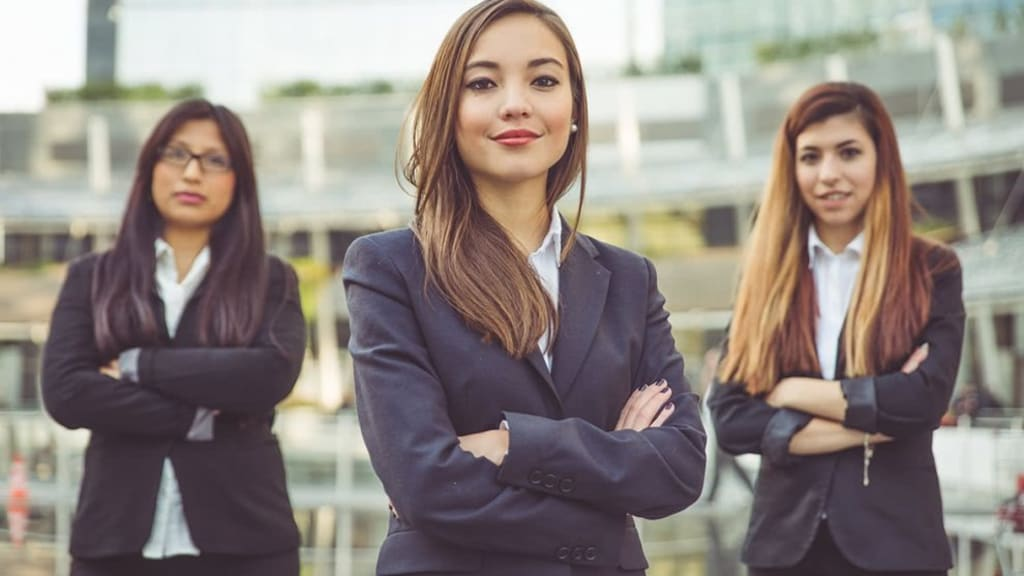 Female in the Business World
