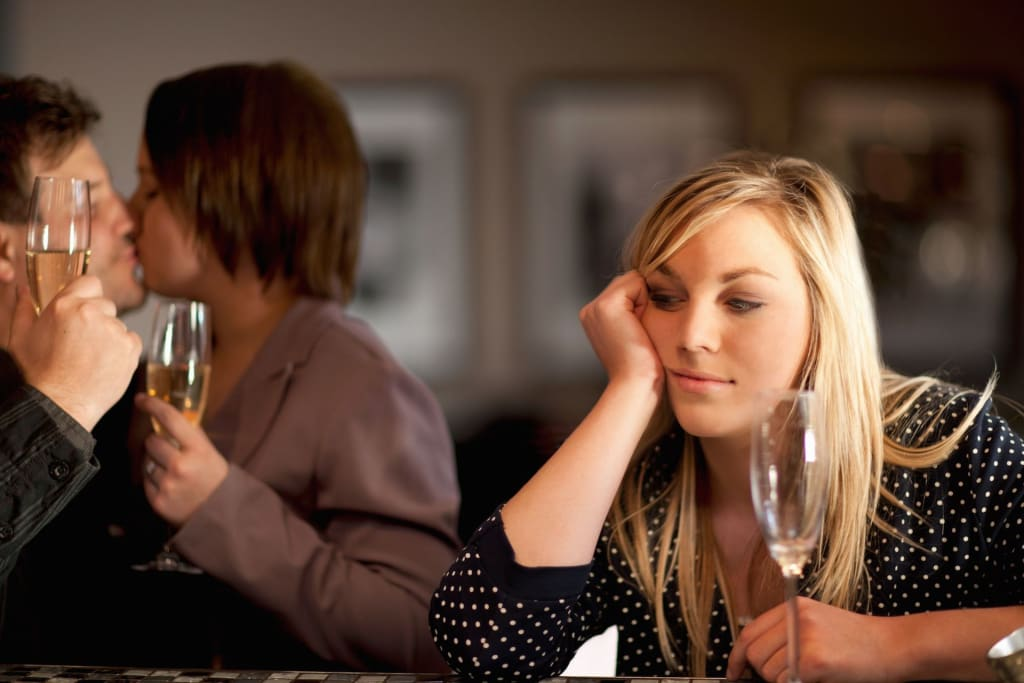 Signs That You Legitimately Terrify Dates