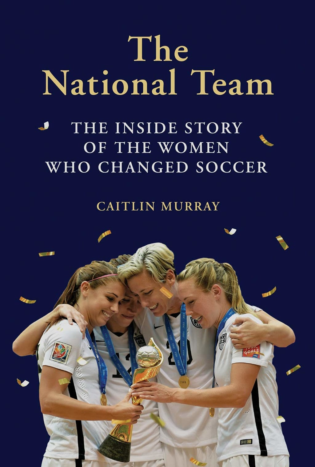 U.S. Women's Soccer Team Documents Equal Pay Struggles In New Book | Reigning Women
