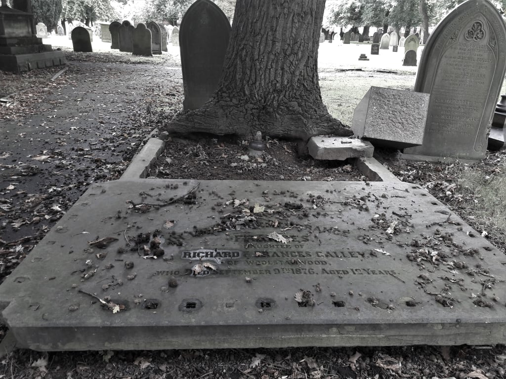 Return to St Michael's Cemetery | The Diaries of a Ghost Hunter