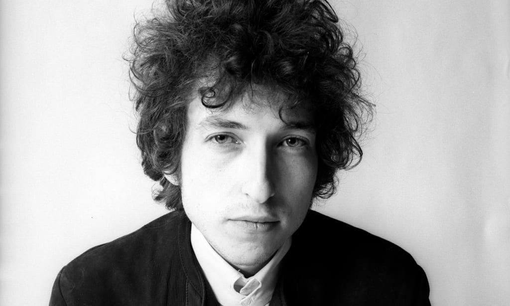 Happy 78th Birthday to Bob Dylan!