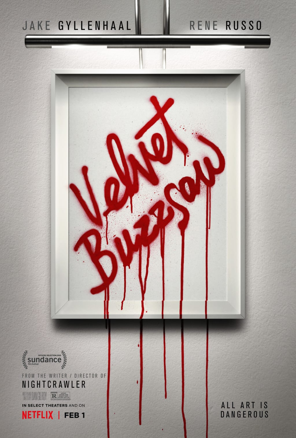 Thoughts After Watching 'Velvet Buzzsaw'
